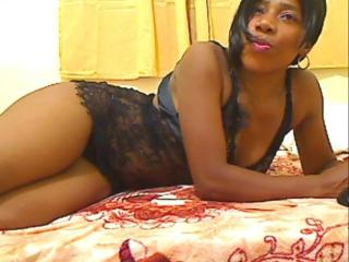 Picture of the sexy profile of HotDelice, for a very hot webcam live show !