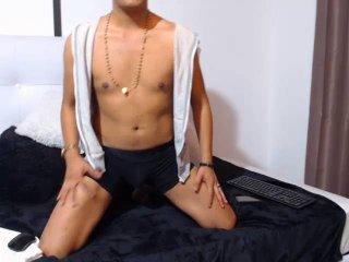 DanielGrayson recorded nude