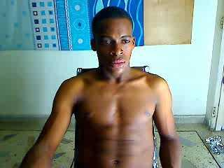 Picture of the sexy profile of BlackLongLatin, for a very hot webcam live show !