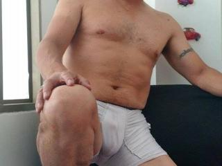 Picture of the sexy profile of BoyFunny, for a very hot webcam live show !