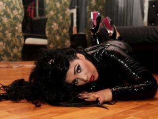 Velmi sexy fotografie sexy profilu modelky BustySubAmy pro live show s webovou kamerou!