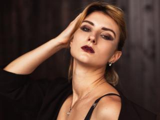 Hình ảnh đại diện sexy của người mẫu ClaireKiss để phục vụ một show webcam trực tuyến vô cùng nóng bỏng!