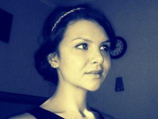 Photo de profil sexy du modèle CuteDelilah, pour un live show webcam très hot !