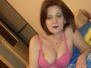 Photo de profil sexy du modèle DelicateMilf, pour un live show webcam très hot !