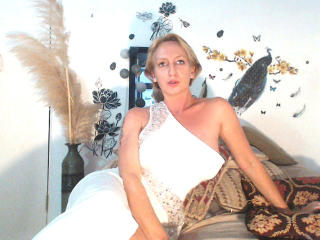 Sexet profilfoto af model DesireXHot, til meget hot live show webcam!