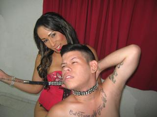 Velmi sexy fotografie sexy profilu modelky DidiNKingX pro live show s webovou kamerou!