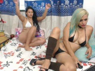 Foto del profilo sexy della modella DuoHotMistress, per uno show live webcam molto piccante!