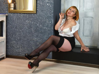 Sexet profilfoto af model EkaterinaHotGirl, til meget hot live show webcam!