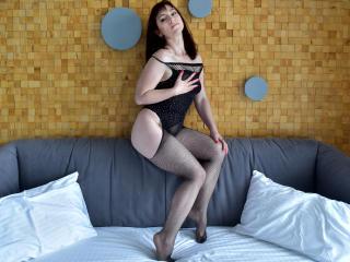Velmi sexy fotografie sexy profilu modelky EkaterinaHotGirl pro live show s webovou kamerou!