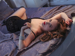 Sexy profilbilde av modellen  EnchantingBailey, for et veldig hett live webcam-show!