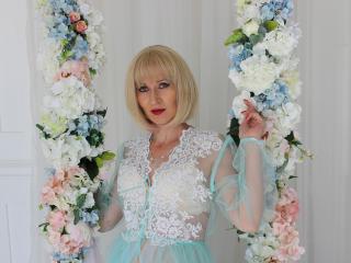 Velmi sexy fotografie sexy profilu modelky ExoticaForU pro live show s webovou kamerou!