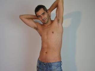 Picture of the sexy profile of FabianHardCock, for a very hot webcam live show !