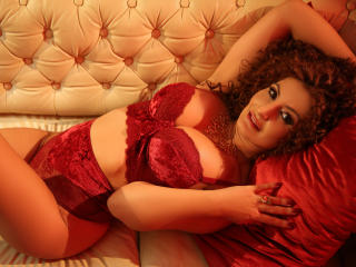 Sexy profilbilde av modellen  FlexibileFetish, for et veldig hett live webcam-show!