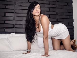 Picture of the sexy profile of GabrielaQuintana, for a very hot webcam live show !