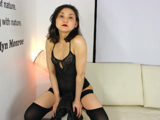Picture of the sexy profile of IvaayaBorte, for a very hot webcam live show !