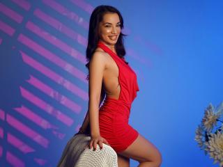 Velmi sexy fotografie sexy profilu modelky JoyfulAdalyn pro live show s webovou kamerou!