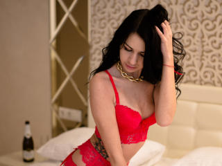 Picture of the sexy profile of KameliaNice, for a very hot webcam live show !