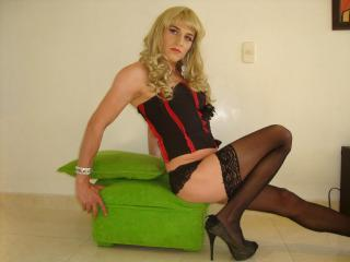 Picture of the sexy profile of KiaraZorEL, for a very hot webcam live show !