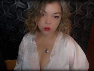 Velmi sexy fotografie sexy profilu modelky LaDominatrice pro live show s webovou kamerou!