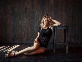 Sexy profilbilde av modellen  LanaBananaa, for et veldig hett live webcam-show!