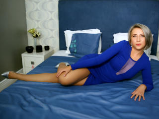 Picture of the sexy profile of LovableEva, for a very hot webcam live show !