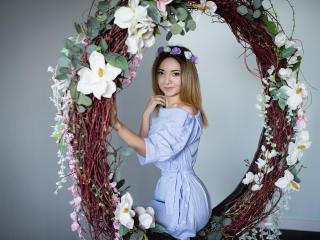 Velmi sexy fotografie sexy profilu modelky LoveAlwaysWins pro live show s webovou kamerou!