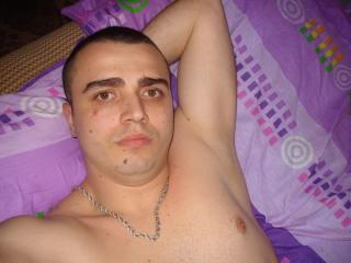 Picture of the sexy profile of MarcoHotX, for a very hot webcam live show !