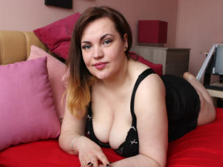 Picture of the sexy profile of MarySoft, for a very hot webcam live show !