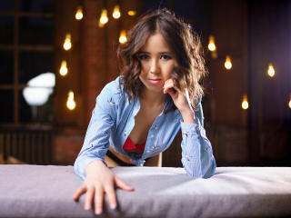 Model MayChon'in seksi profil resmi, çok ateşli bir canlı webcam yayını sizi bekliyor!