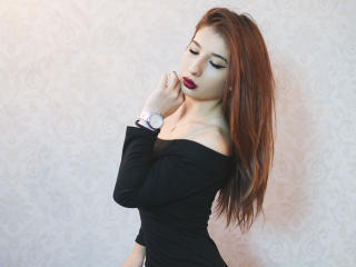 Picture of the sexy profile of MayraMi, for a very hot webcam live show !
