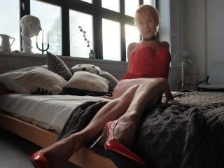 Velmi sexy fotografie sexy profilu modelky MissSonia pro live show s webovou kamerou!