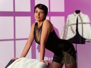 Velmi sexy fotografie sexy profilu modelky OneHotPenellope pro live show s webovou kamerou!