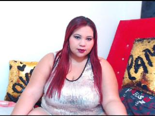 Picture of the sexy profile of Pamelita69, for a very hot webcam live show !