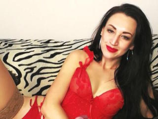 Velmi sexy fotografie sexy profilu modelky PatriciaCross pro live show s webovou kamerou!
