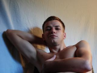 Picture of the sexy profile of PedroInLove, for a very hot webcam live show !