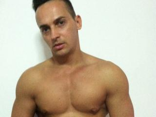 Picture of the sexy profile of RonnyCock, for a very hot webcam live show !