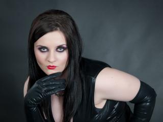 Photo de profil sexy du modèle RoyalDominatrix, pour un live show webcam très hot !