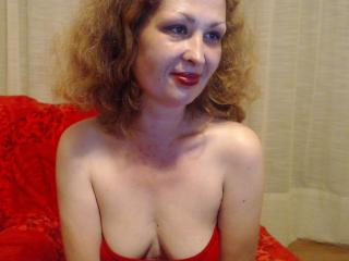 Velmi sexy fotografie sexy profilu modelky SensualAndSexy pro live show s webovou kamerou!