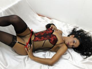 Picture of the sexy profile of SexyCocoaTS, for a very hot webcam live show !