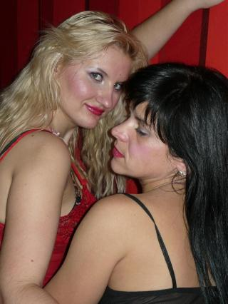 Picture of the sexy profile of TwoSexExtrems, for a very hot webcam live show !