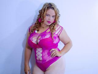 Velmi sexy fotografie sexy profilu modelky VivianPorto pro live show s webovou kamerou!
