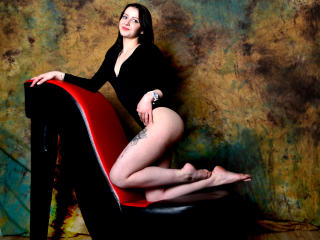 Sexy profilbilde av modellen  VladaCherry, for et veldig hett live webcam-show!
