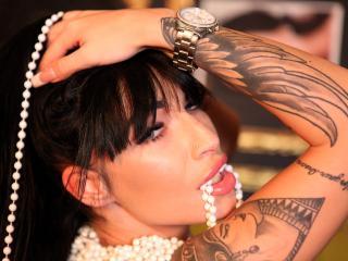 Velmi sexy fotografie sexy profilu modelky YourPlayfulBabe pro live show s webovou kamerou!
