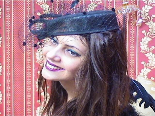 Hình ảnh đại diện sexy của người mẫu MissAracely để phục vụ một show webcam trực tuyến vô cùng nóng bỏng!