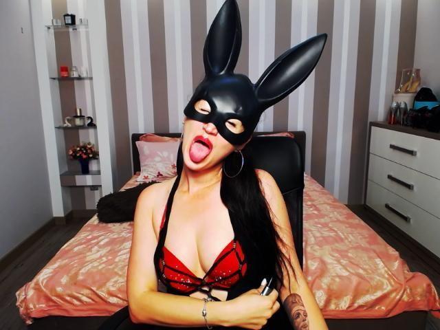 Hình ảnh đại diện sexy của người mẫu PatriciaCross để phục vụ một show webcam trực tuyến vô cùng nóng bỏng!