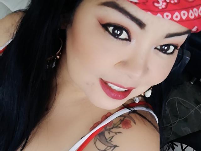 Velmi sexy fotografie sexy profilu modelky SexyLunna pro live show s webovou kamerou!