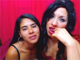 LatinasBi - Live xXx with a russet hair Lesbo