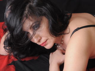 UniqueGirl - online show exciting with a charcoal hair Gorgeous lady