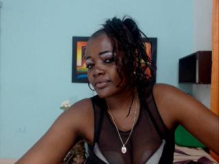 DirtyShortBabe - Live chat sexy with a dark-skinned Attractive woman