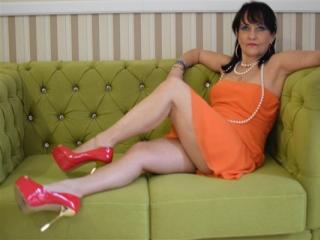 CindyCreamy - Webcam live xXx with this ginger Lady over 35
